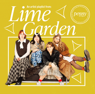 Lime Garden Share a Playlist of Recent Favorites