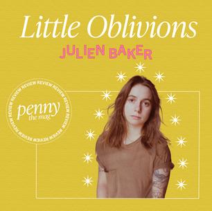 REVIEW: Julien Baker's 'Little Oblivions'