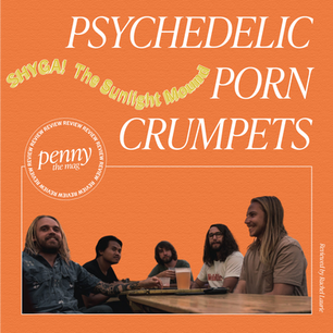 Psychedelic Porn Crumpets' Latest Album Takes Listeners Through an Existential Crisis