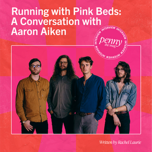 Running with Pink Beds: A Conversation with Aaron Aiken