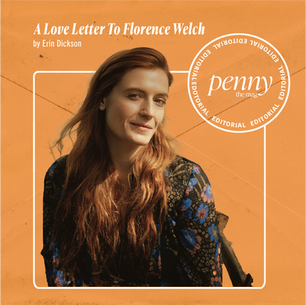 A Love Letter to Florence Welch