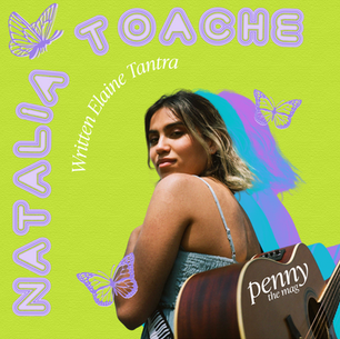 """Natalia Toache on her Debut Single """"Blue"""" and What Inspires her as an Artist"""