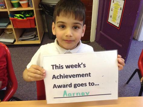 Winner of our achievement award