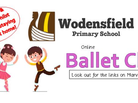 Online Ballet Club