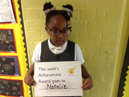Keep up the good work Natalie