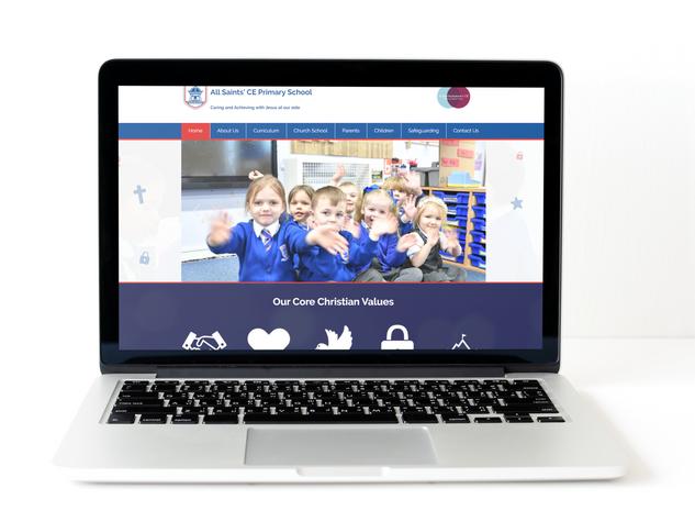 All Saints' CE Primary School