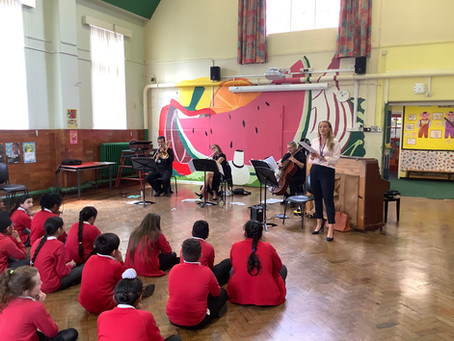 Wolverhampton Music Service Concert