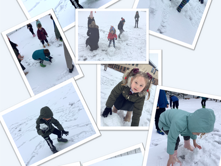 Year 1 Snow Day