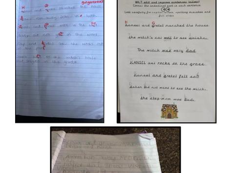Editing Sentences
