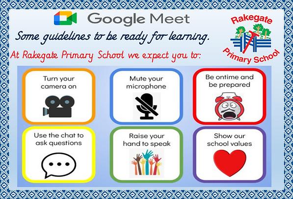 Rakegate Google Meet Pupils Poster.png
