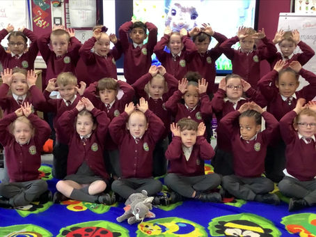 Easter in Year 1!