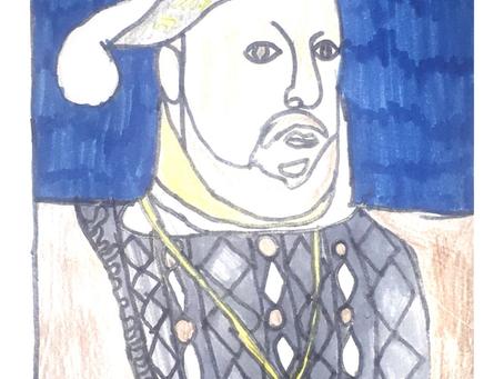 Prabveer's Tudor Portrait