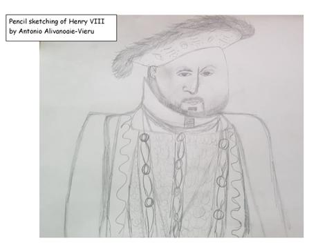 Henry VIII Portrait - Antonio