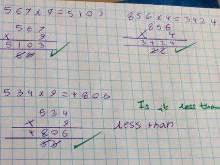 Autumn term 2 Maths