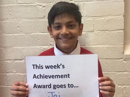 Well done Jai!