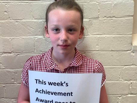Well done Grace