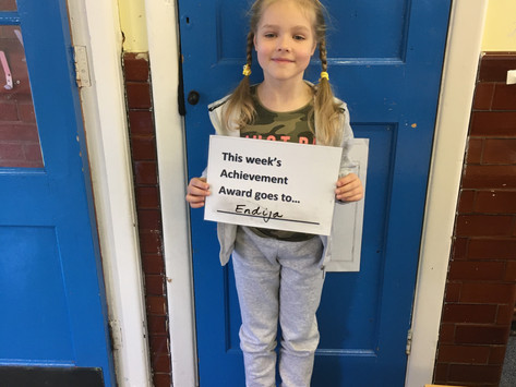 Year 2 Star of the Week