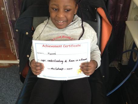 Nursery Achievement Award