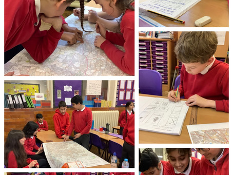 Year 5 - Ordnance Survey Maps