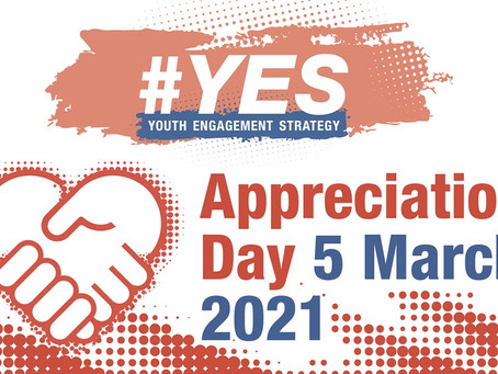 #YES Appreciation Day