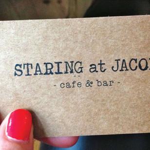 STARING AT JACOB