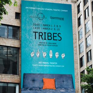 TRIBES - ORANGE THEATRE COMPANY