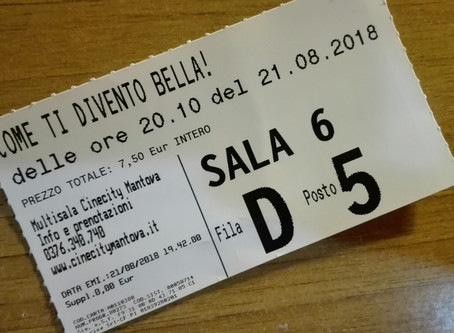 """UN FILM SULL'AUTOSTIMA: """"COME TI DIVENTO BELLA!"""" (2018)"""