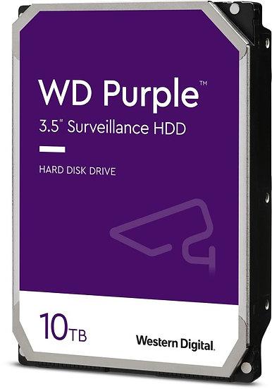 Western Digital WD Purple 10TB, SATA 6Gb/s (WD102PURZ)