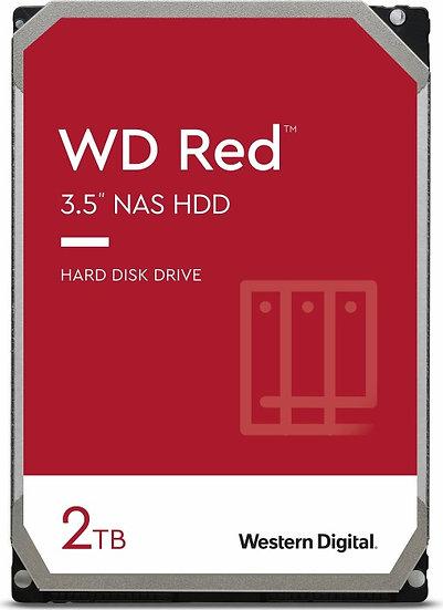 Western Digital WD Red 2TB, SATA 6Gb/s (WD20EFAX)