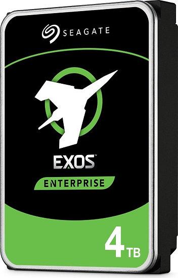 Seagate Exos E 7E8 4TB, 512n, SATA 6Gb/s (ST4000NM000A)