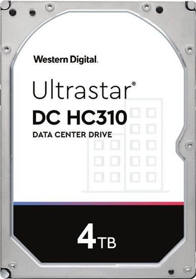 Western Digital Ultrastar DC HC310 4TB, SE, 512n, SATA 6Gb/s (HUS726T4TALA6L4 /