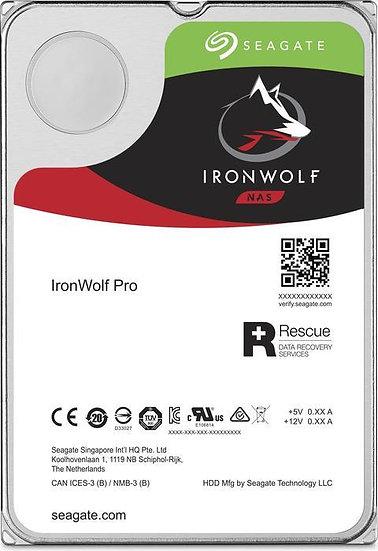 Seagate IronWolf Pro NAS HDD +Rescue 6TB, SATA 6Gb/s (ST6000NE000)
