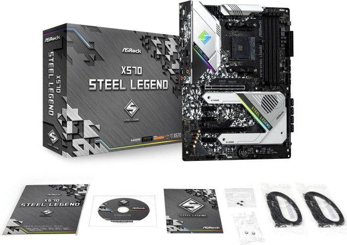 ASRock X570 Steel Legend (90-MXBAR0-A0UAYZ)