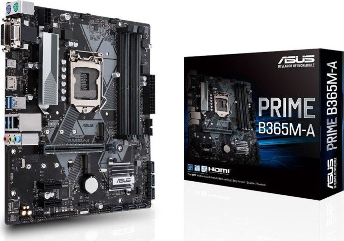 ASUS Prime B365M-A (90MB10N0-M0EAY0)