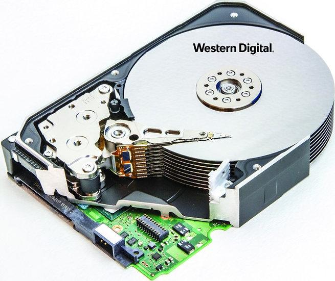 Western Digital Ultrastar DC HC550 16TB, SE, 512e, SAS 12Gb/s (WUH721816AL5204 /