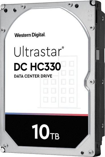 Western Digital Ultrastar DC HC330 10TB, SE, 512e, SATA 6Gb/s (WUS721010ALE6L4 /
