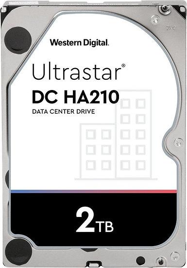 Western Digital Ultrastar DC HA210 2TB, 512n, SE, SATA 6Gb/s (HUS722T2TALA604 /