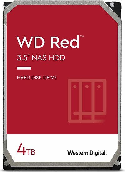 Western Digital WD Red 4TB, SATA 6Gb/s (WD40EFAX)