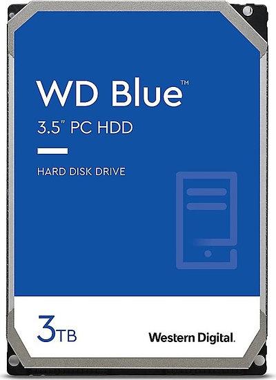 Western Digital WD Blue 3TB, SATA 6Gb/s (WD30EZAZ)
