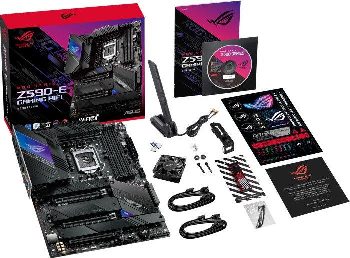 ASUS ROG Strix Z590-E Gaming WIFI (90MB1640-M0EAY0)