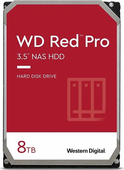 Western Digital WD Red Pro 8TB, SATA 6Gb/s (WD8003FFBX)