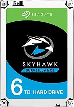 Seagate SkyHawk 6TB, SATA 6Gb/s (ST6000VX001)