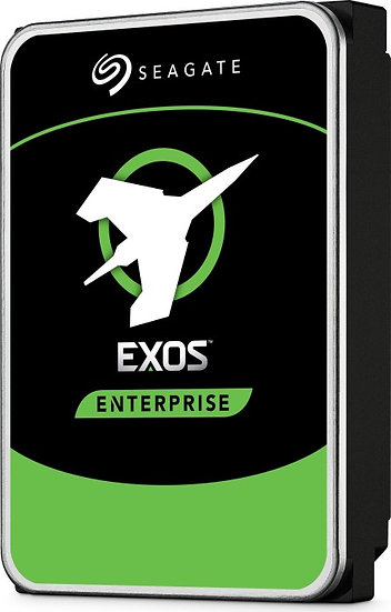 Seagate Exos X X16 10TB, 512e/4Kn, SATA 6Gb/s (ST10000NM001G)