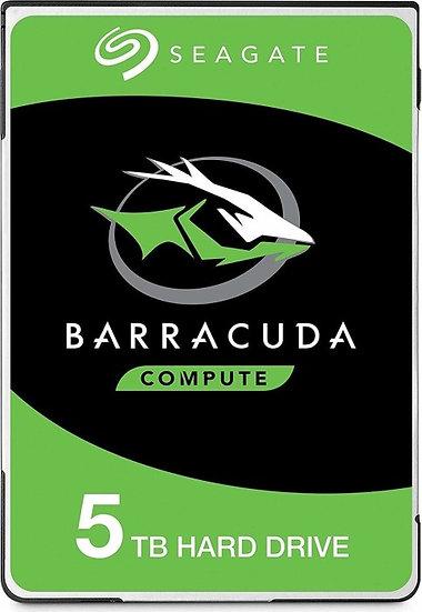 "Seagate BarraCuda Compute 5TB, 2.5"", SATA 6Gb/s (ST5000LM000)"