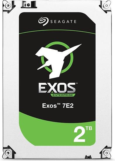 Seagate Exos E 7E2 2TB, 128MB, 512n, SATA 6Gb/s (ST2000NM0008)