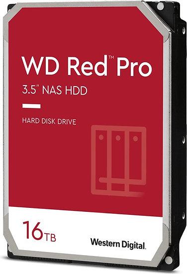 Western Digital WD Red Pro 16TB, SATA 6Gb/s (WD161KFGX)