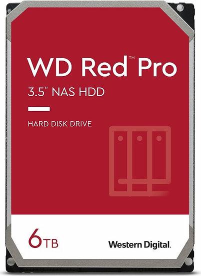Western Digital WD Red Pro 6TB, SATA 6Gb/s (WD6003FFBX)