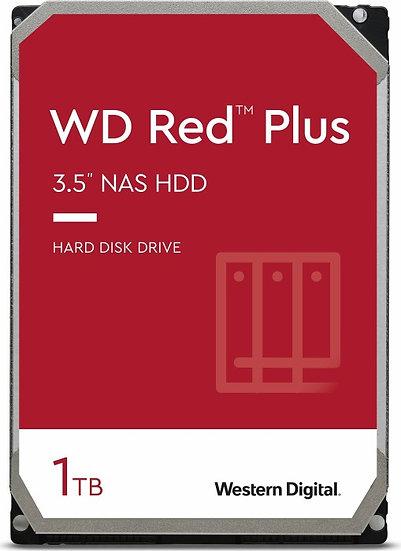 """Western Digital WD Red Plus 1TB, 2.5"""", SATA 6Gb/s (WD10JFCX)"""