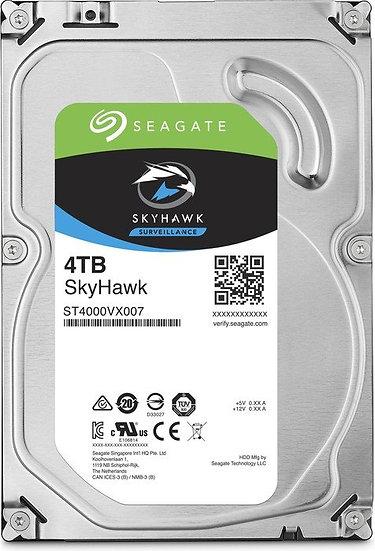 Seagate SkyHawk 4TB, SATA 6Gb/s (ST4000VX007)