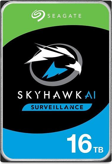 Seagate SkyHawk AI 16TB, SATA 6Gb/s (ST16000VE002)